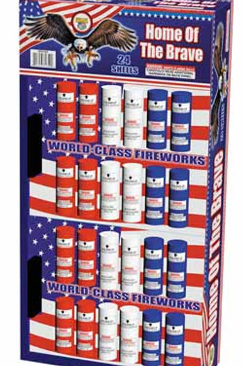 Home of the Brave - Only $37.38 Per Box