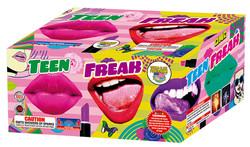 Teen Freak Fireworks Fountains