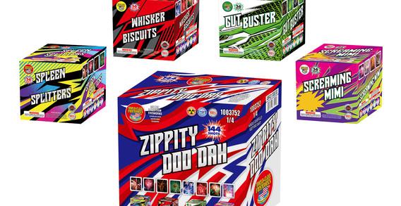 Zippity Doo Dah Assortment