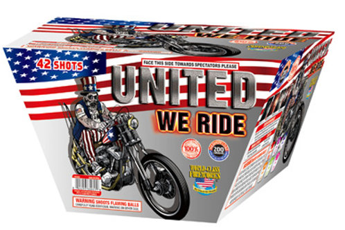 United We Ride - Only $14.41 Per Cake