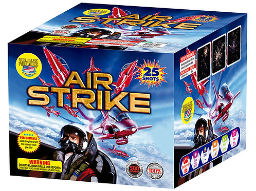 Air Strike - Only $27.26 Per Cake