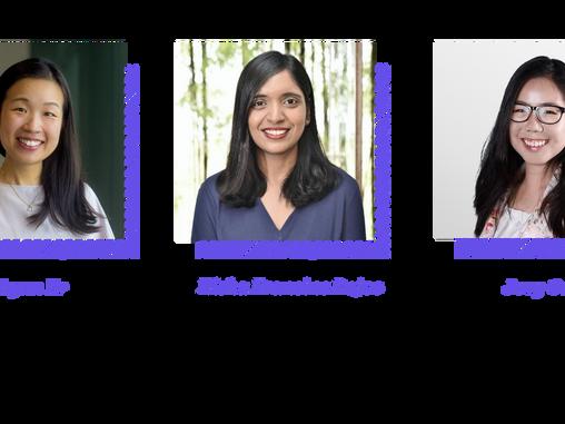 Leading Ladies: Navigating their Way