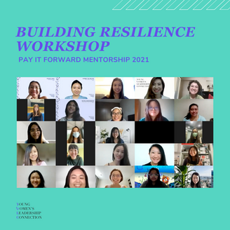 Building Resilience Starts with You