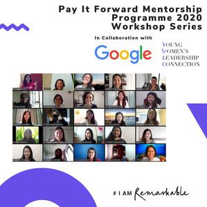 PIF: #IamRemarkable Workshop with Google