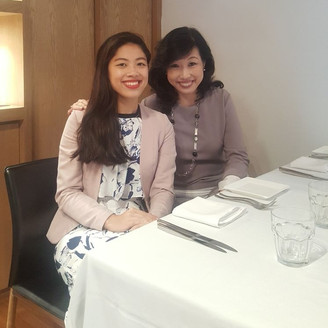 Meet Julie Yeo, YWLC mentor, Head of Corporate Communications for UBS South East Asia.