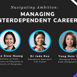Navigating Ambition: Managing Interdependent Careers