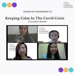 YWLC Members Lead Webinar Encouraging Others to Overcome Fear, Build Good Habits and Set Boundaries