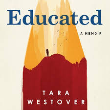 Educated by Tara Westover (Book cover)