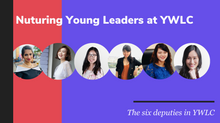 Nurturing Young Women Leaders in YWLC