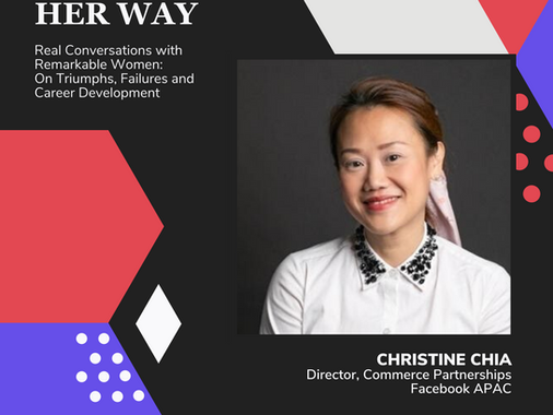 Leading, Her Way: Christine Chia on Building An Executive Presence