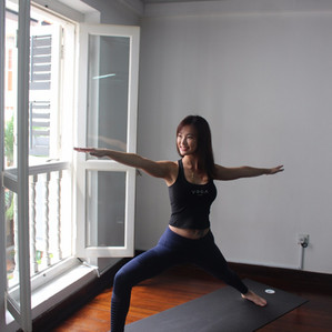 Meet Jasmine Chong, Founder of Yoga Lab. A vivacious woman entrepreneur who imbues flexibility and b