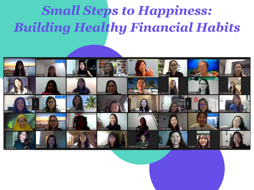 YWLC Pay It Forward Mentorship 2020 – Workshop Series: Small Steps to Building Happiness