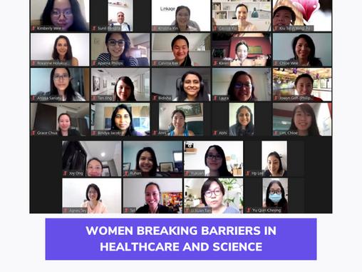 Abbott Fireside Chat: Women Breaking Barriers in Healthcare and Science