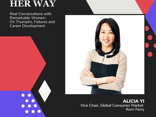 Leading, Her Way: Alicia Yi on Self-Advocacy