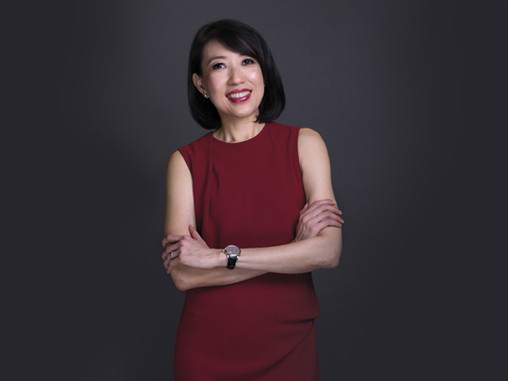 Meet Angelene Chan, CEO of DP Architects and Mentor of YWLC.