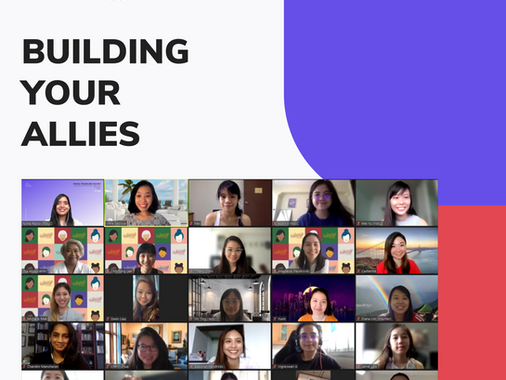 YWLC X Facebook: Building Your Allies - Start by Practicing It!
