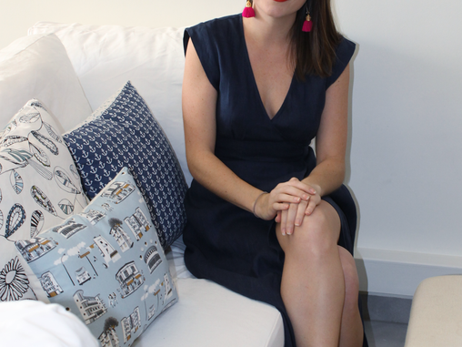 Meet Stephanie Dickson, Founder of the Wedge Asia. A Visionaire for Singapore's Conscious Community.