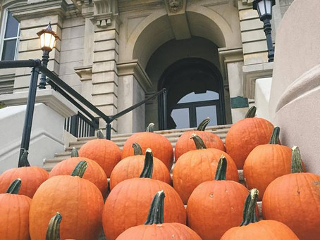 A Day of Harvest Brings Autumn to Downtown Greenville