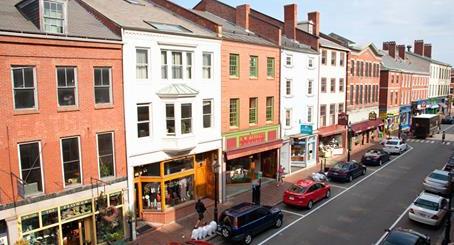 Urban Century: America's Return to Main Street