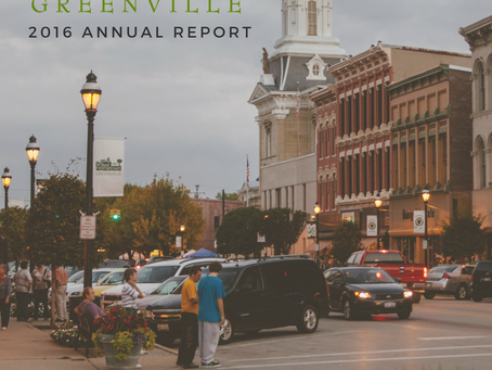 Main Street Greenville Releases Annual Report for 2016