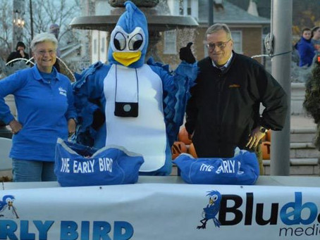 EARLY BIRD/BLUEBAG MEDIA KEEPS HALLOWEEN PARADE TRADITION ALIVE