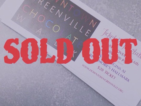 SOLD OUT! - Chocolate Walk