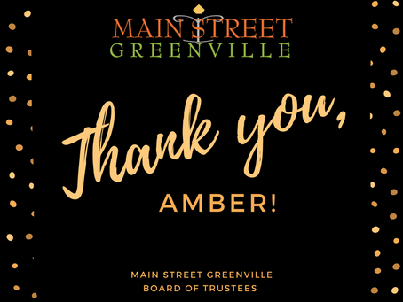 Thank You, Amber!
