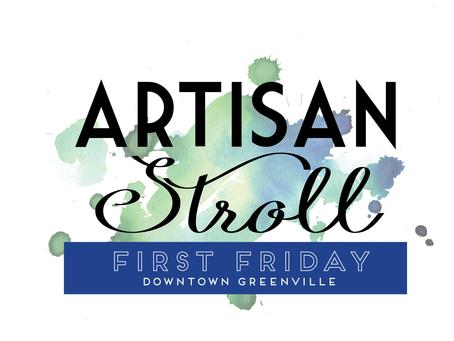 First Friday: Artisan Stroll