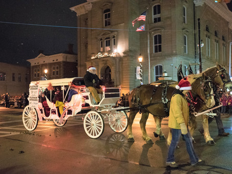 Main Street Greenville Recognizes Horse Parade Platinum Sponsors
