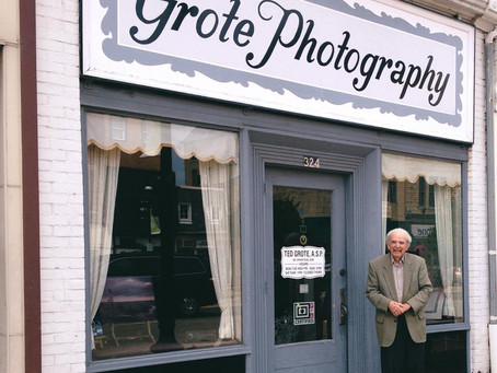 Ted Grote Portrait Sales