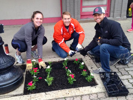 Join us for Downtown Planting Day!