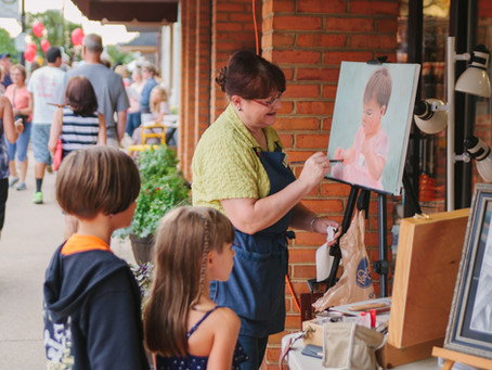 August First Friday Brings The Arts to Downtown