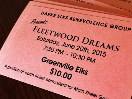 GET YOUR TICKETS FOR FLEETWOOD DREAMS!