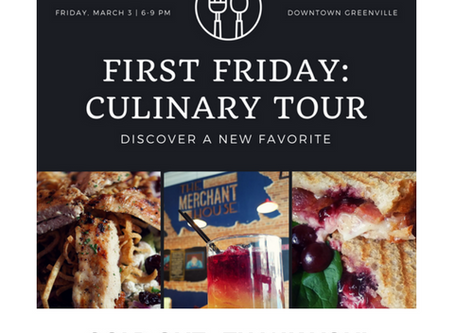 Culinary Tour - SOLD OUT!