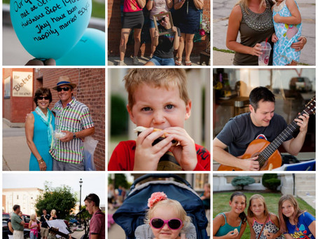August's First Friday!