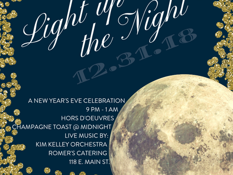 Tickets Available for New Year's Eve Bash!