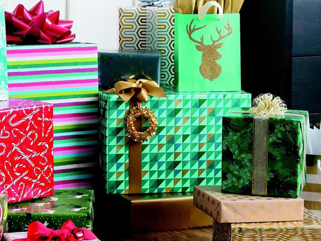 FREE Gift Wrapping at Readmore's Hallmark!