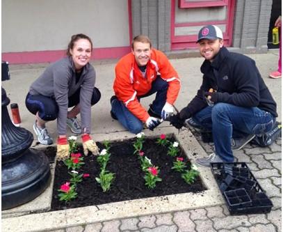 Making downtown beautiful - volunteers needed