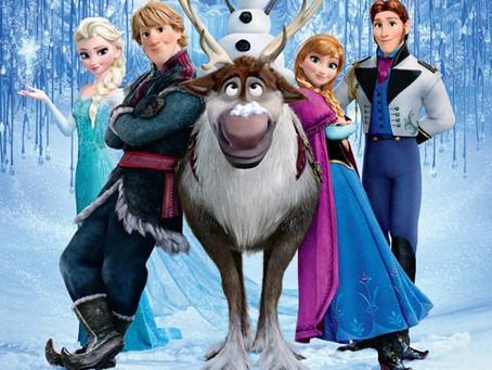 Frozen is the Winner!