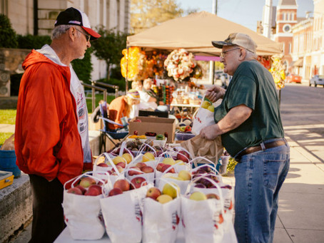 Downtown Greenville Farmers' Market Vendor Open House