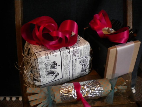 FREE Gift Wrapping Workshop!