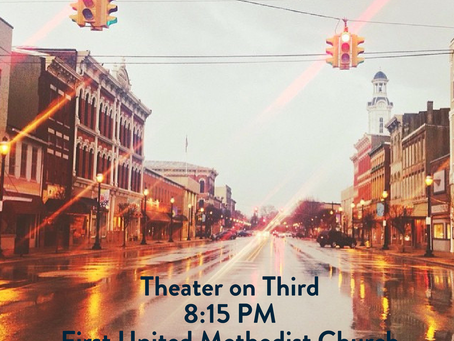 Theater on Third: Change of Plans