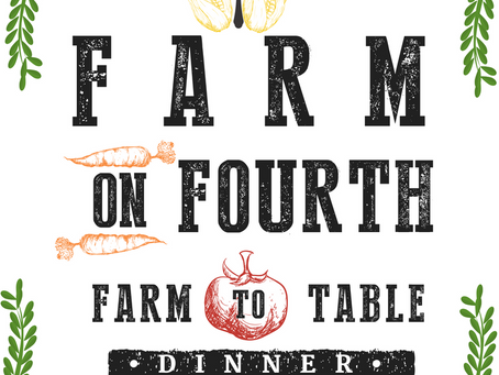 Farm to Table Dinner Coming to Downtown Greenville