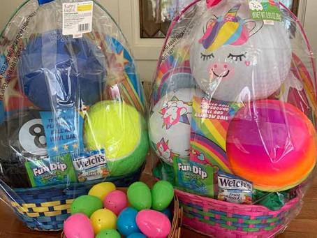 Scavenger & Easter Egg Hunt highlight First Friday