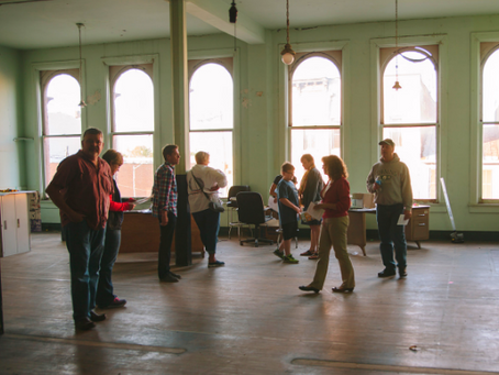 Explore Historic Upper Floors During First Friday in May