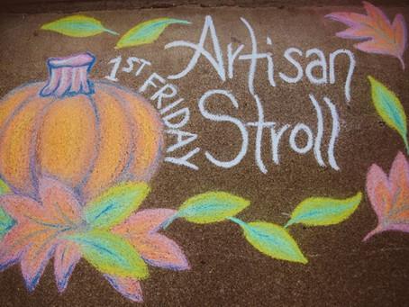 First Friday: Artisan Stroll!
