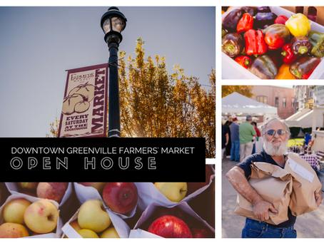 Farmers' Market Vendor Open House