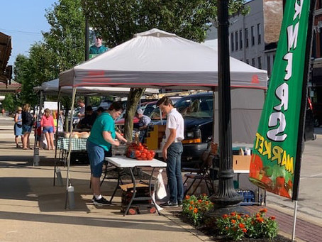 Downtown Greenville Farmers Market accepting vendors