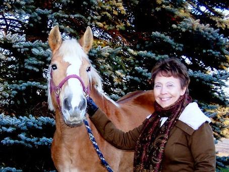 Jenny Clark Named Grand Marshal of 2014 Hometown Holiday Horse Parade