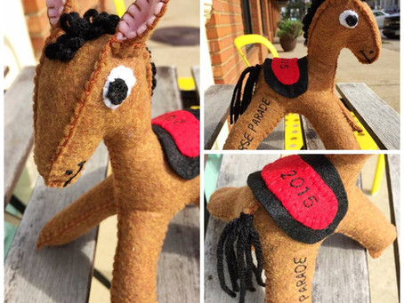 Purchase a Handmade Toy Horse Keepsake!